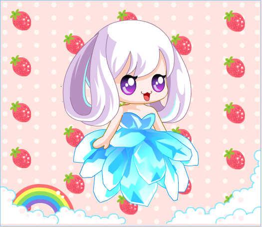 小可爱的草莓<em>屋</em>
