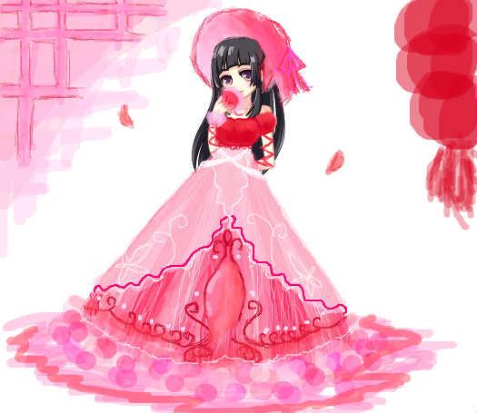 公主<em>风</em>·