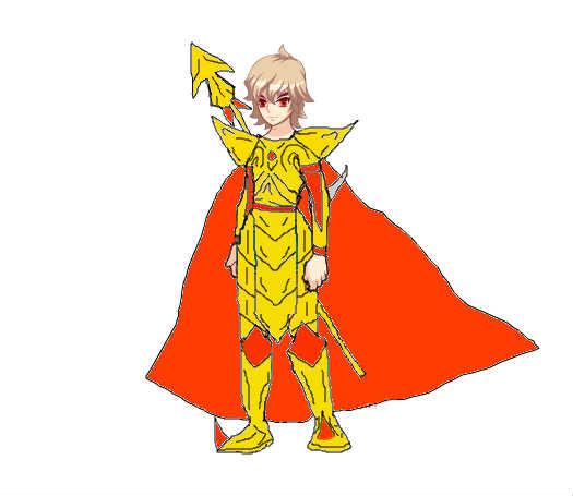 骑士给公主的矢量图
