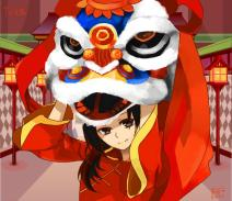 中国红to:巫蛊偶