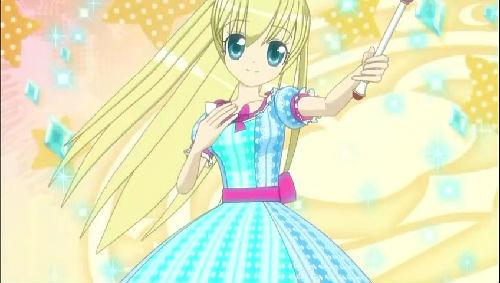 偶像公主谁最漂亮; 守护甜心之雪色少女