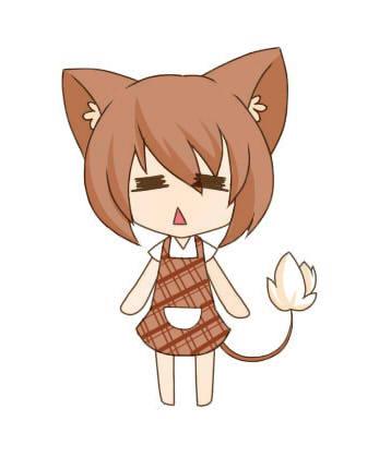 动漫人物图片q版狐狸