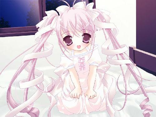 你们喜欢下面哪个粉色头发女孩?!喜欢的有女生抑郁症图片