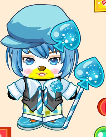 【喵子】(点评)奥比岛的守护甜心装)