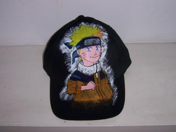 【手绘】火影帽子