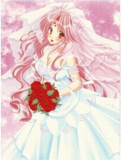 【米宝】盘点各类唯美婚纱_百田奥比岛圈