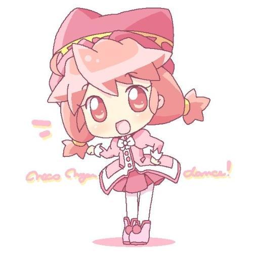 【莓莓】卡通q版拟人