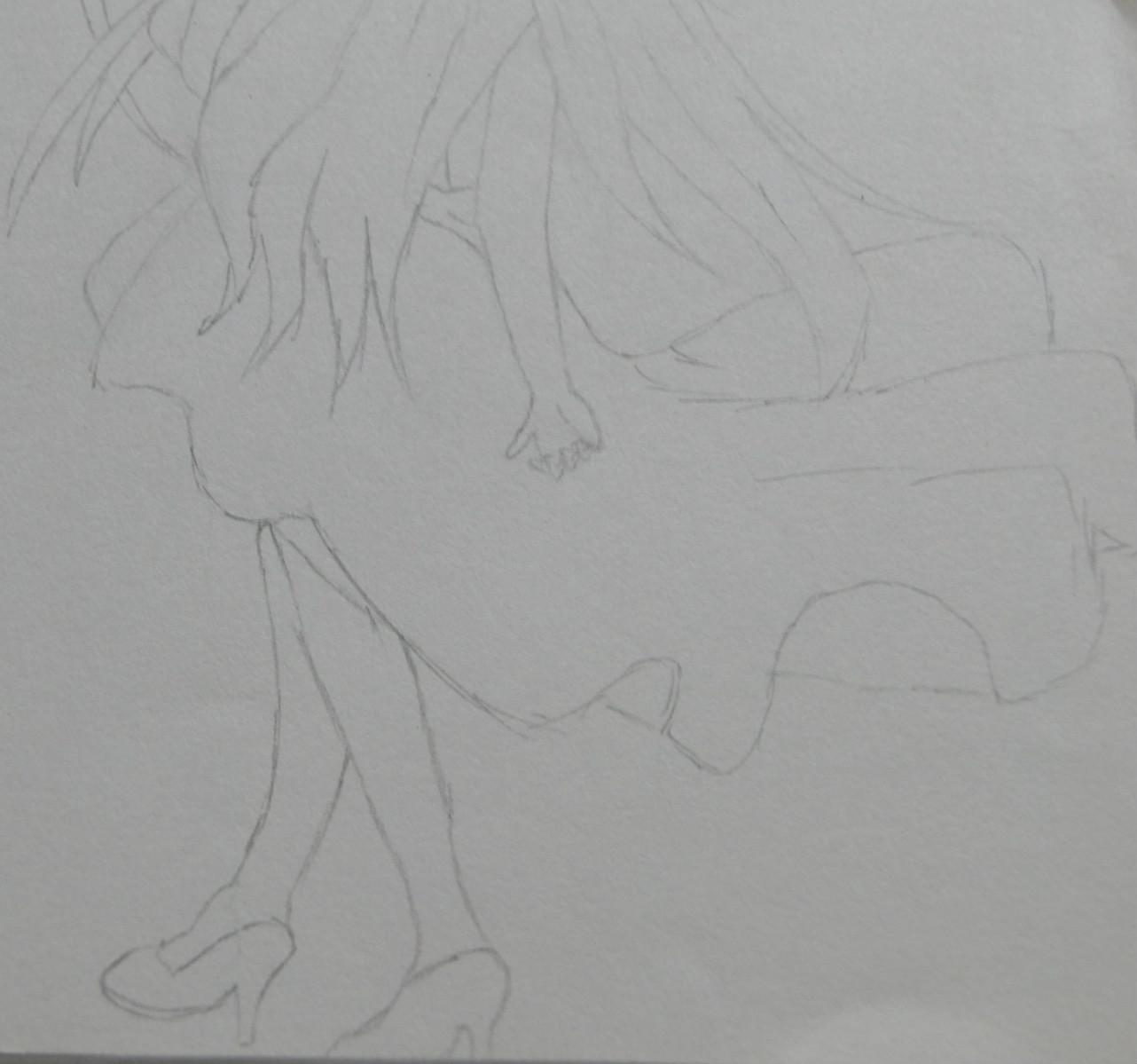 【冥霜】手绘