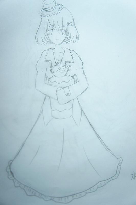 ta回复:水瓶小礼服; 手绘十二星座拟人图12星座拟人图…_来自慢慢公主