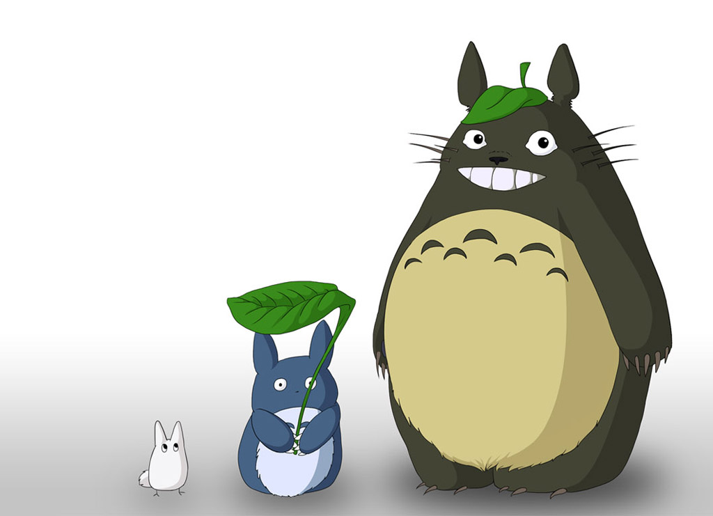 龙猫卡通q版