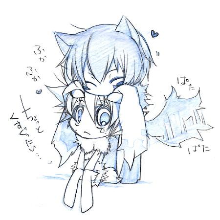 【菲娅】猫&兔子的童话故事=