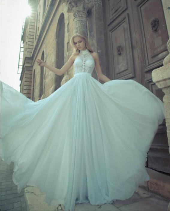 每个女孩梦想中的婚纱