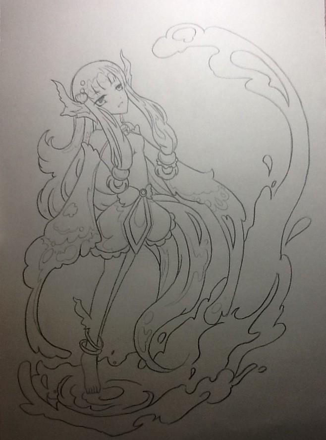 涮锅子图片手绘