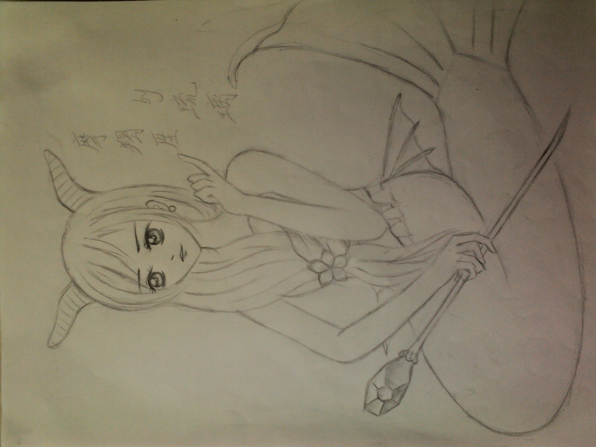 【琉璃手绘】十二星座美少女