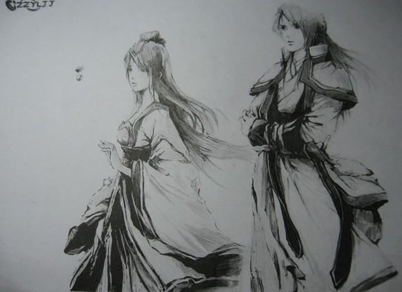 【月羽】专攻清华央美设计素描