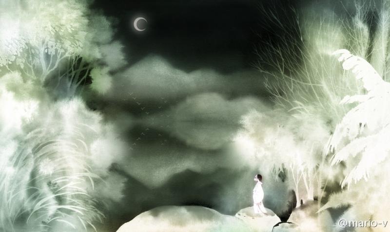 【图楼】古风控~画风为手绘水彩~色调治愈