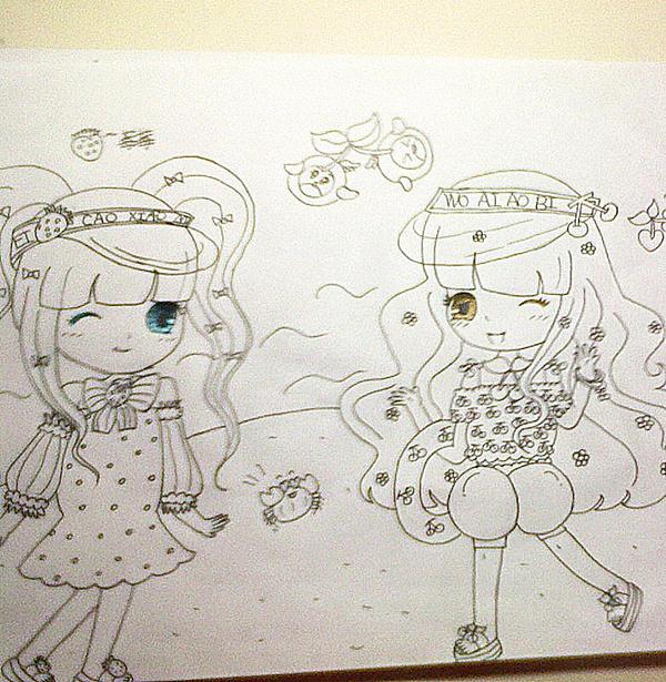 【特别活动】奥比水果服饰设计大赛!