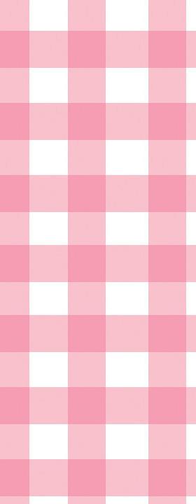 手机粉色格子壁纸