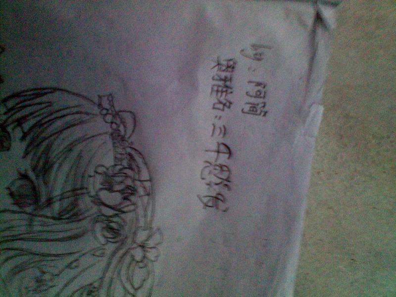 【阿简】铅笔手绘萌妹纸+求认识