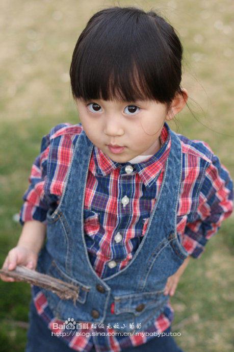 【娜米小星】中国十大可爱童星