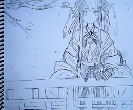 【小染】发几个手绘图
