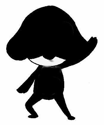 【土豆|转】看黑影,猜动漫人物