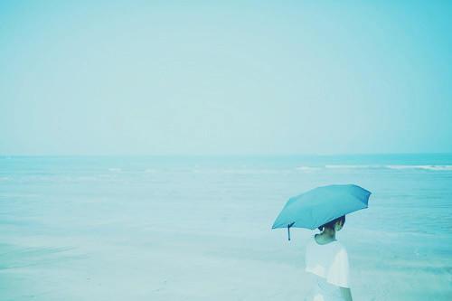 深蓝古风花纹壁纸