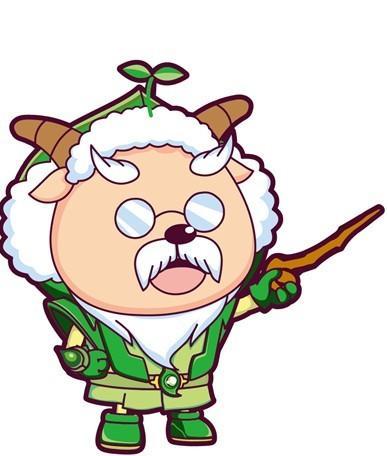 亚比慢羊羊(自创亚比)