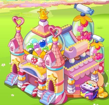 卡通魔法城堡