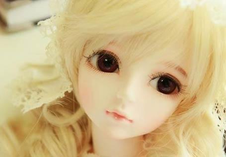 可爱温柔sd娃娃图片