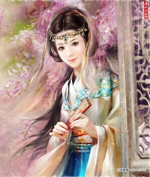 家室:魏国嫡出公主