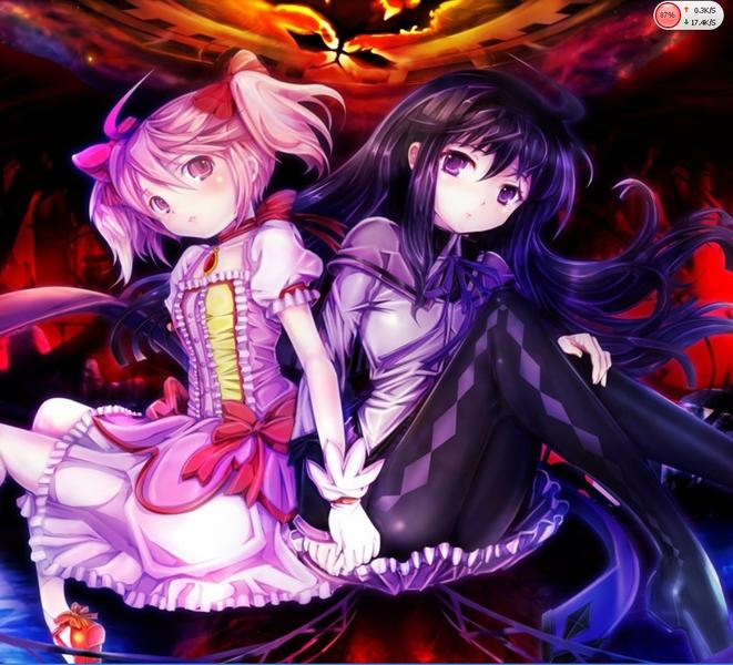 吸血鬼公主与双胞胎魔法少女