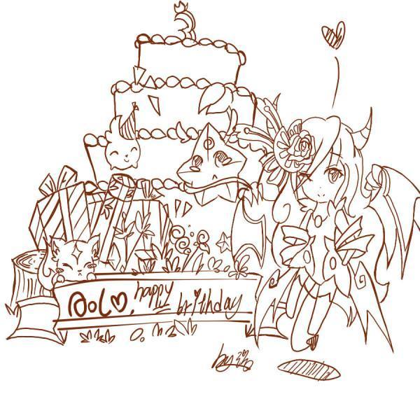 4 【久安】祝天下母亲母亲节快乐  5 奥比手绘拟人图招聘店员  6