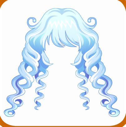奥比岛素材魔力发型