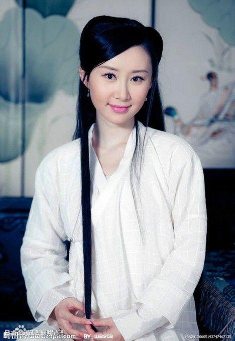 【古装美女】看看中国女明星穿古装的风姿