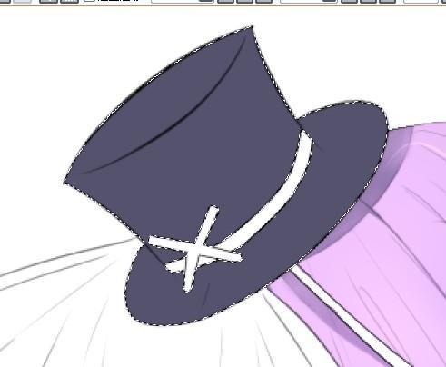 帽子图案设计简体画