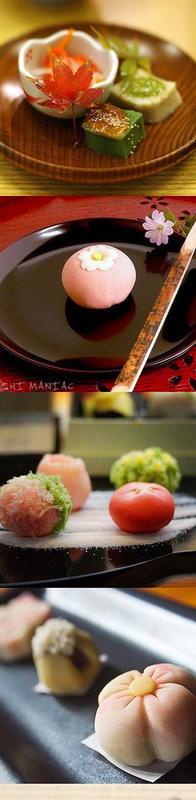 【果冻】日式和果子