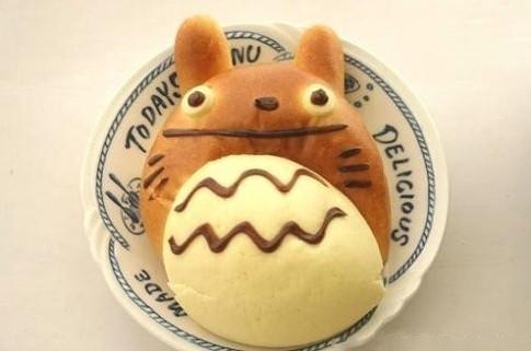 【龙猫面包】这个不用我多说吧?