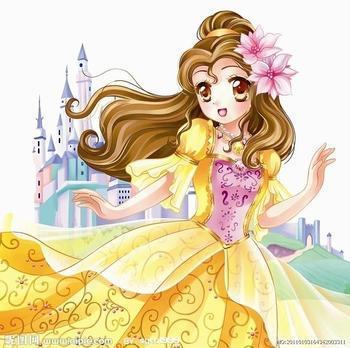 十二星座代表的公主