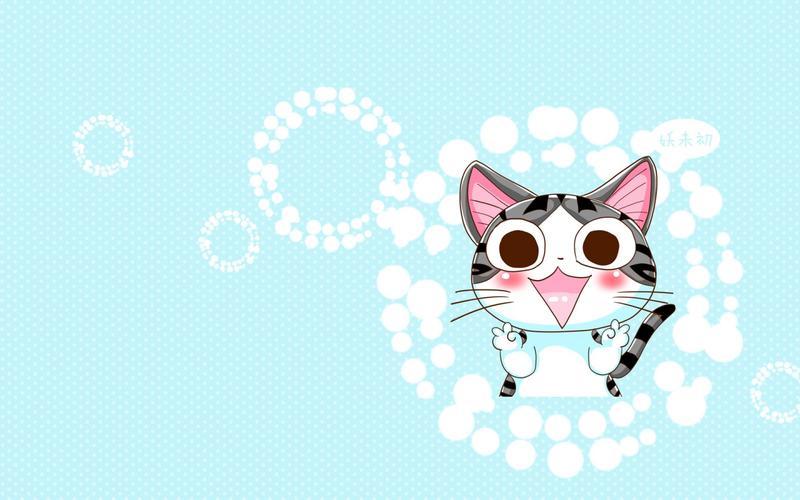 可爱卡通动物萌图片
