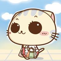 『周末分享』萌萌cc猫卡通表情新登场!图片