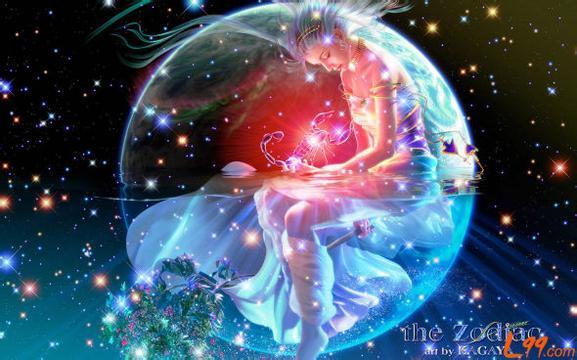 【妖】手绘12星座以及福尔摩斯萝莉版