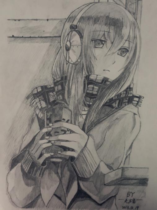 【笛子手绘】表示刚过完15岁的生日,庆祝一下