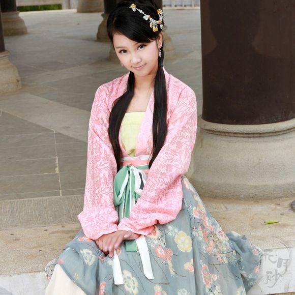 古代公主的服饰!图片