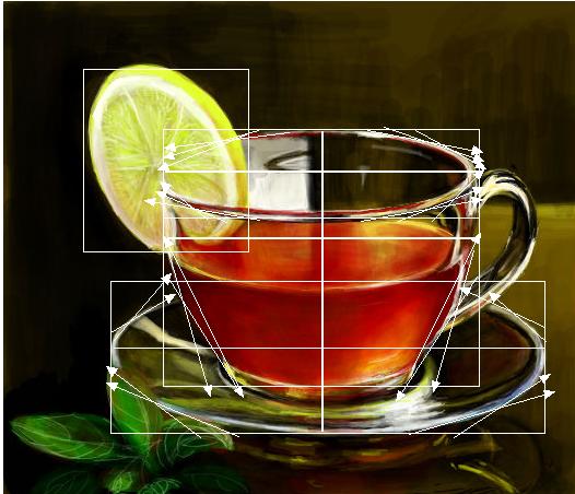 咖啡纸杯结构图