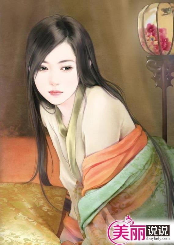 【丹青】古代女子丹青,随便你拿走嘞