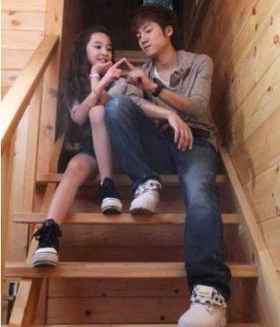 【震惊】12岁miki与24岁张木易相恋了!