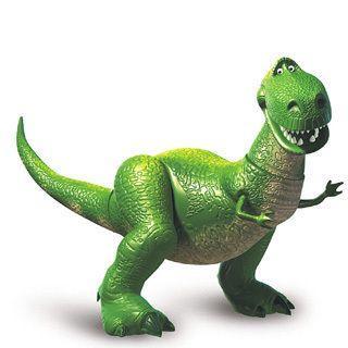 白羊座:喷火的小恐龙