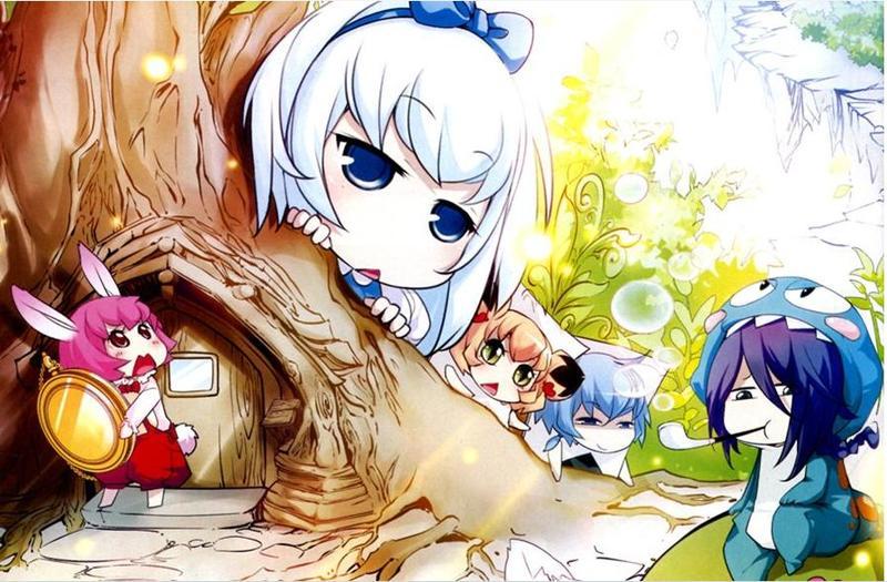 【星宫莓】飒漫画那些秀丽的美少女【年】图片