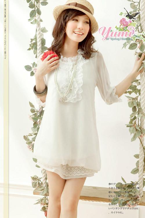 白纸裙子做法图解